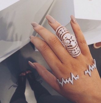 jewels bracelets diamonds palm wrist lightening tumblr accessory