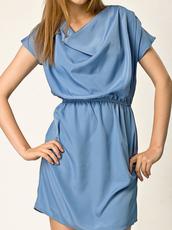 ruched dress,dress