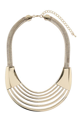 Cut Out Collar - Necklaces - Jewelry - Bags & Accessories- Topshop USA