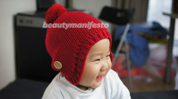 e5666eac43c children baby beanie accessoris fall winter fall outfits handmade hand knit  gift ideas hand-knitted