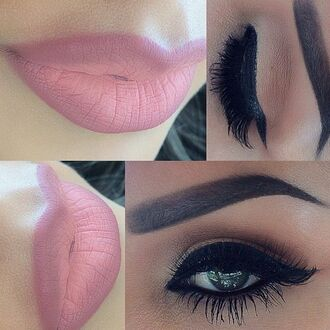 make-up chic gorgeous pretty lookbook
