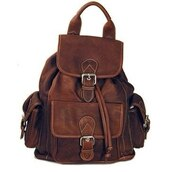 bag,brown,leather,rucksack,backpack