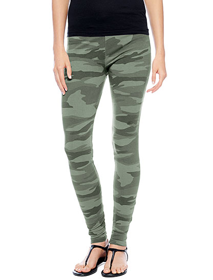 Camo Legging | Splendid Official Store