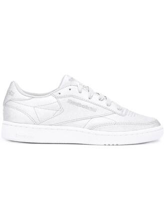 women classic sneakers grey shoes