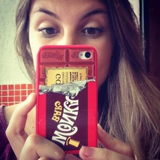 jewels phone cover iphone wonka chocolate funny