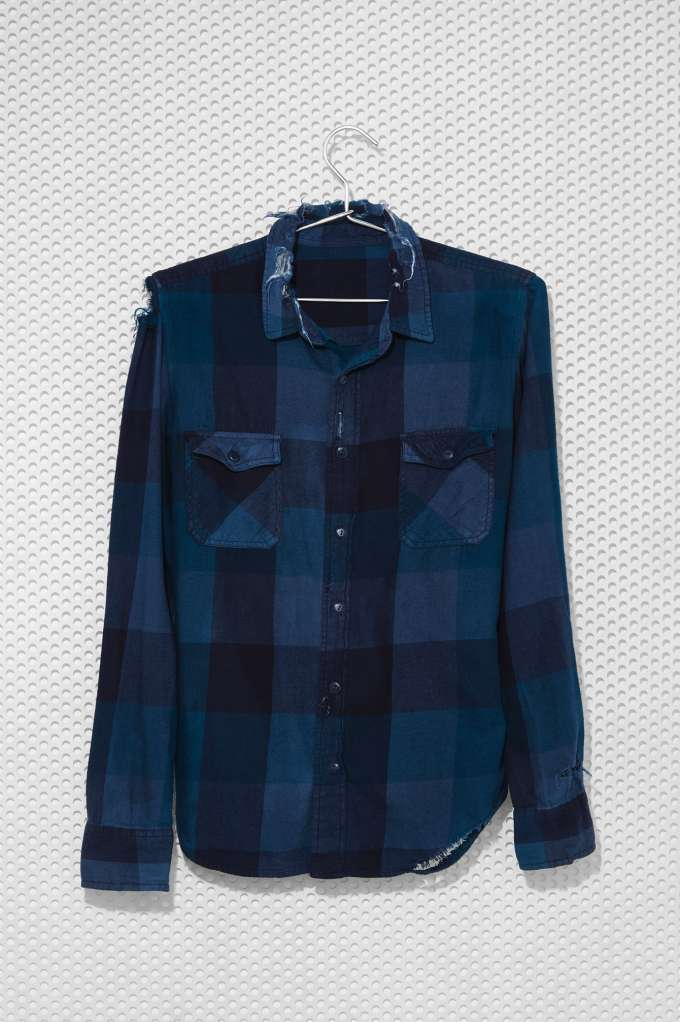 After party vintage tried and true flannel