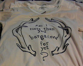 More Than You Bargained For FOBinspired Shirts by PanicInTheTardis