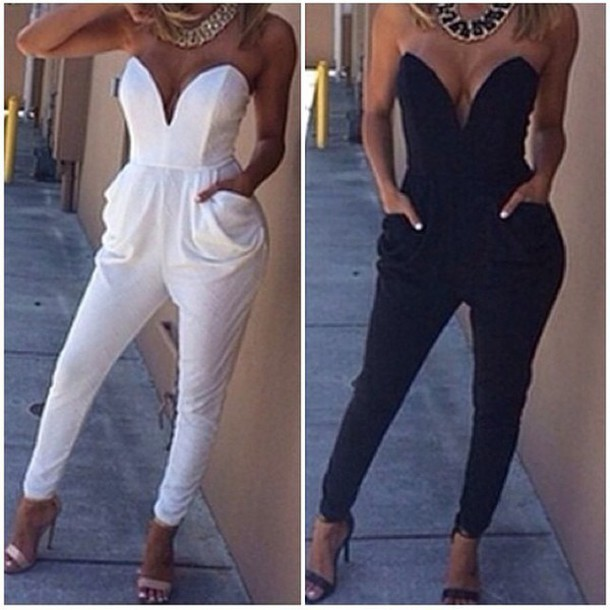 Sexy jumpsuits for fall