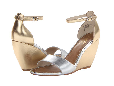 Seychelles Thyme Two Tone Silver/Gold - Zappos.com Free Shipping BOTH Ways