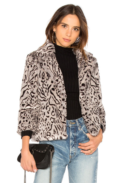 cupcakes and cashmere jacket faux fur jacket fur jacket fur faux fur
