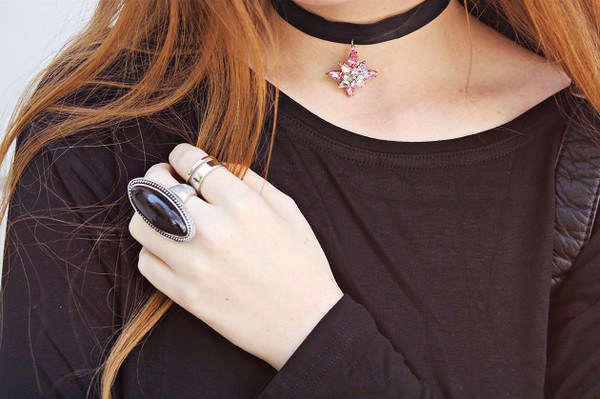 jewels ring swag streetstyle stylemoi necklace accessories