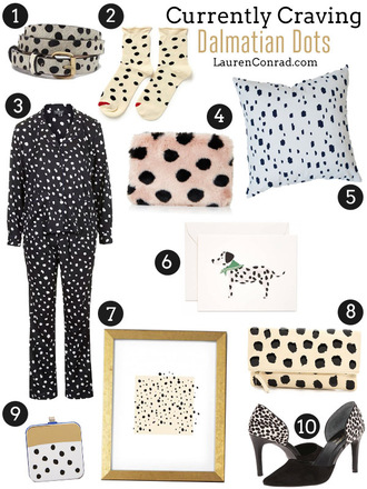 lauren conrad blogger socks animal print pillow frame clutch pajamas