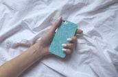 phone cover,iphone cover,iphone case,iphone 5 case,blue,rose,cute,grunge