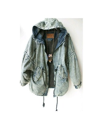 jacket denim jacket acid wash