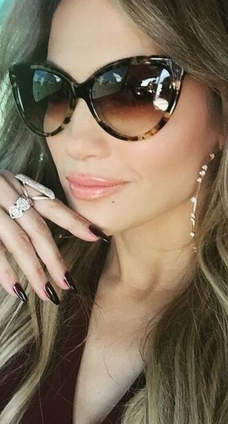 sunglasses jennifer lopez earrings jewels