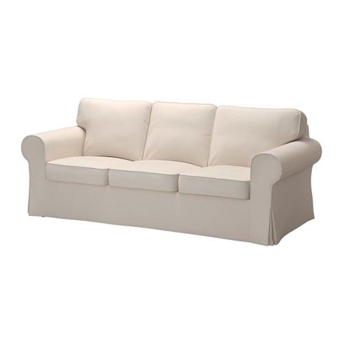 EKTORP Sofa - Lofallet beige - IKEA