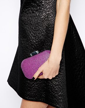 Coast | Coast Harper Sparkle Clutch Bag at ASOS