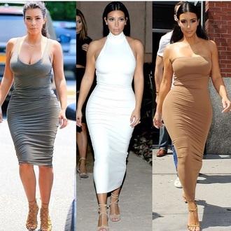 dress kim kardashian fashion