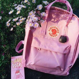 bag backpack pink backpack