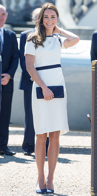 dress kate middleton classy