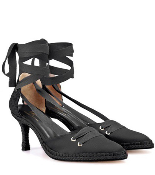 Castañer by Manolo Blahnik pumps black shoes