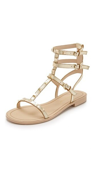 studded sandals studded sandals gold shoes