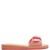 Aglaia leather sandals