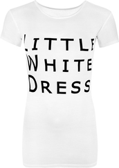 white,clothes,accessories,shirt,top,default category,casual tops,white t-shirt,little white dress,printed t-shirt