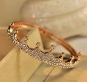 jewels,blouse,rose gold ring,princess ring,tiara ring,tiara,ring,jewelry,princess,crown ring,or,fines,bagues,couronne,doré,diaments,magnifique,beautiful