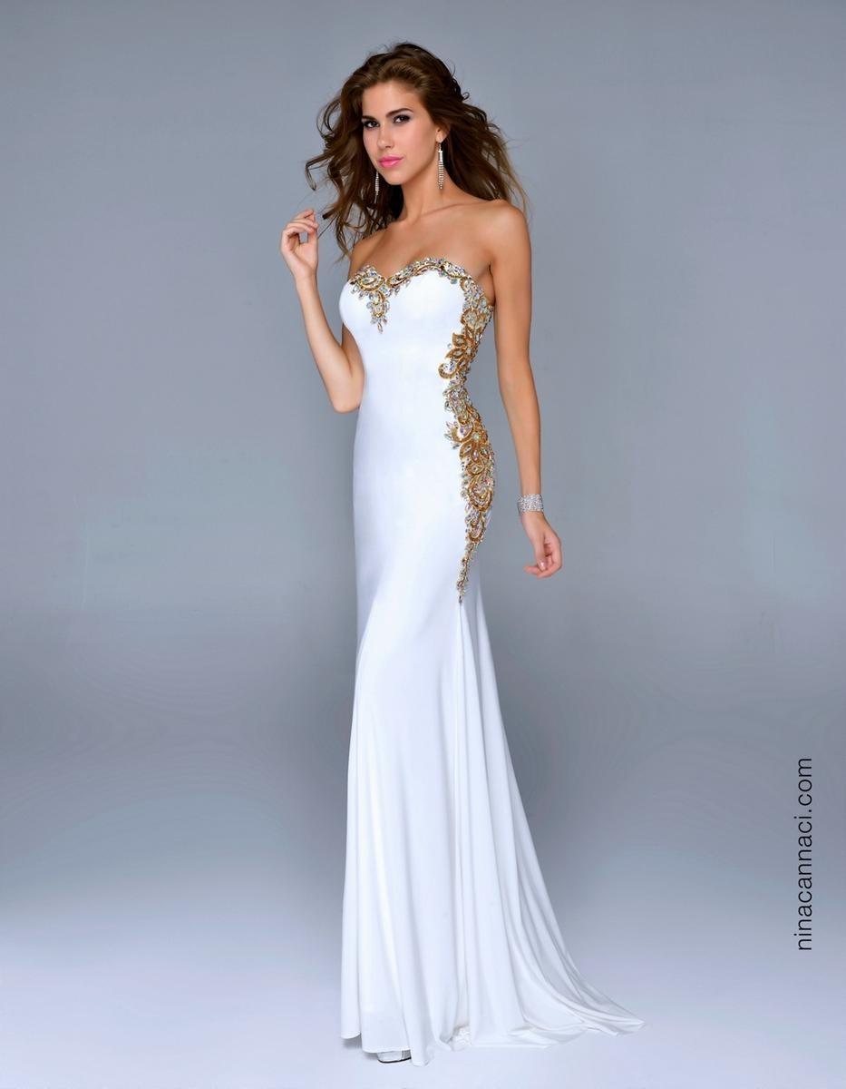 Canacci 8015 - Elegant Evening Dresses|Charming Gowns 2016|Demure ...