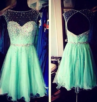 dress green dress blue dress sparkle gorgeous dress gorgeous need this!!! prom dress