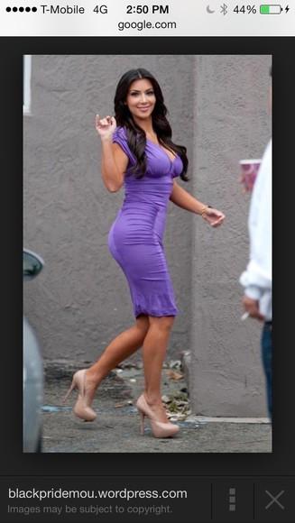pumps nude high heels heels kim kardashian