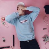 sweater,fashion,pastel sweater,pastel,tumblr,menswear,mens sweater,tumblr girl,tumblr sweater,aesthetic