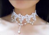 jewels,jewelry,jewelries,necklace,choker necklace,lolita,gothic lolita,my lolita dress,acessories,Accessory