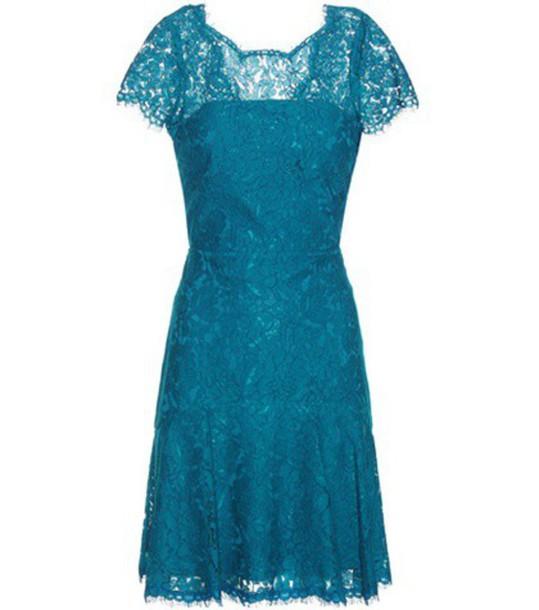 dress lace dress lace turquoise
