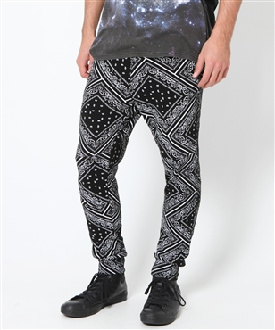 BANDANA TRACKPANT | Pants   Chinos | Clothing | Shop Mens | General Pants Online