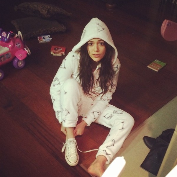 pants onesie pajamas white bethany mota macbarbie07 cats