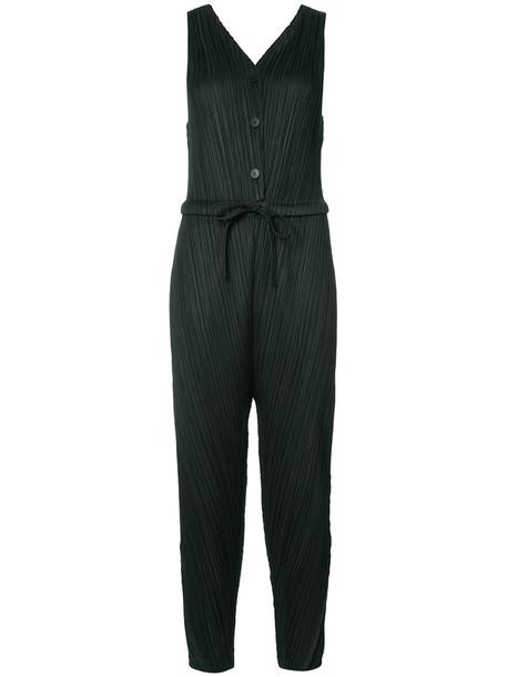Pleats Please By Issey Miyake jumpsuit women black