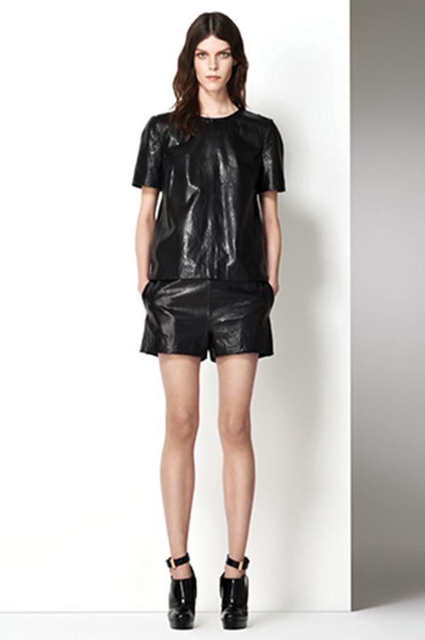 shorts lookbook fashion j brand t-shirt