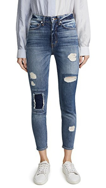 DEREK LAM 10 CROSBY jeans skinny jeans blue