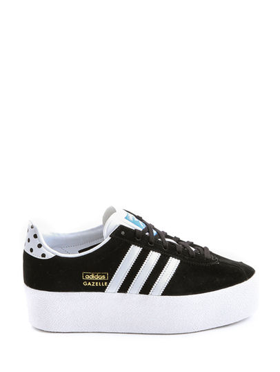 purchase cheap 39833 53ec9 gazelle platform adidas