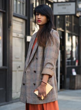 coat boyfriend blazer oversized jacket