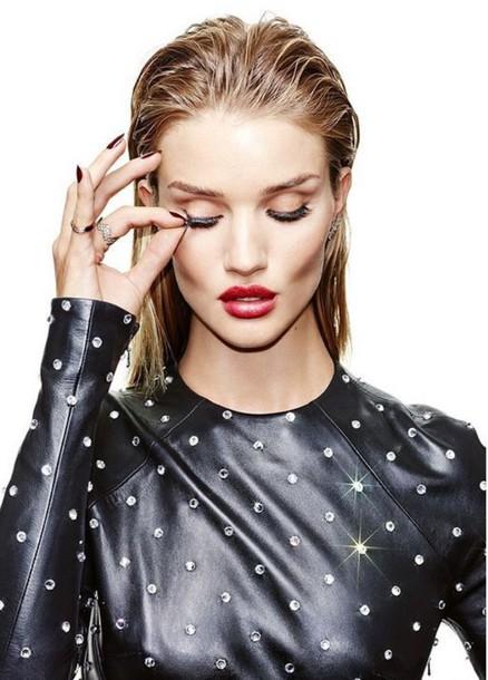 top diamonds rosie huntington-whiteley dress