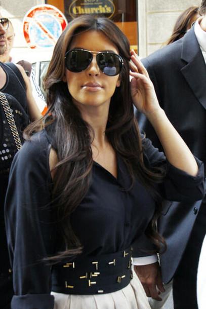 Sunglasses Aviator Sunglasses Oversized Oversized