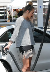 sweater,dress,miley cyrus