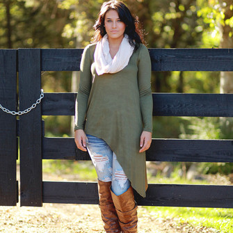 scarf boots jeans top blouse casual fall outfits fall outfits anthropologie assymetrical free people urban outfitters red dress boutique scarf red