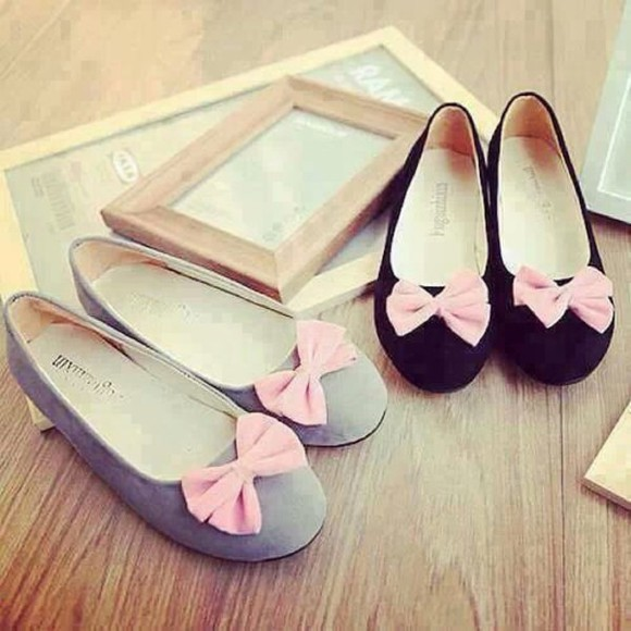 ballerina shoes ballet flats bows