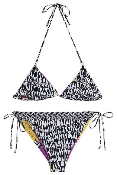 missoni bikini girl underwear missoni bikini
