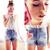 Romwe Shirt, Sheinside Shorts - Summer Colors - Wioletta Mary Kate | LOOKBOOK