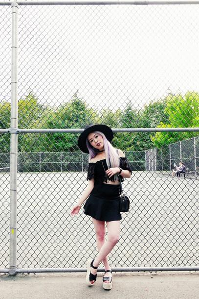 aika y aika's love closet blogger pants top tank top
